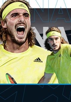 Ngược dòng ngoạn mục trước Nadal, Tsitsipas vào bán kết Australia mở rộng 2021
