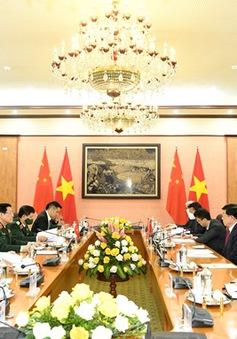 Việt Nam - Trung Quốc nhất trí hợp tác kiểm soát xuất nhập cảnh, duy trì an ninh biên giới