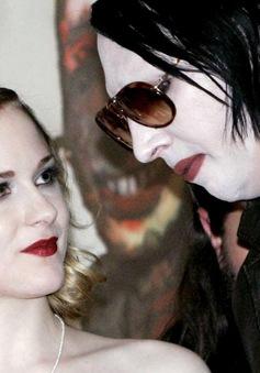 Rocker huyền thoại Marilyn Manson bị tình cũ tố bạo hành và lạm dụng