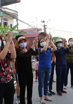 Nhịp sống thôn Nhiêu Đậu (Bắc Ninh) sau ngày dỡ lệnh phong tỏa