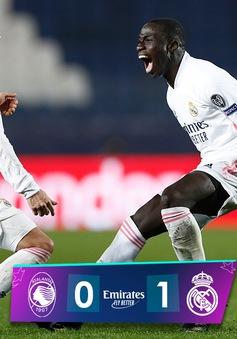 Atalanta 0-1 Real Madrid: Chiến thắng nhọc nhằn trong thế hơn người