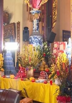 Lần đầu tiên Đại lễ Cầu an tổ chức trực tuyến trên diện rộng