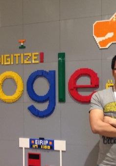 Vũ Nguyên Thắng – Chuyên gia sản phẩm Google kín tiếng nhưng ai cũng biết tên trong giới