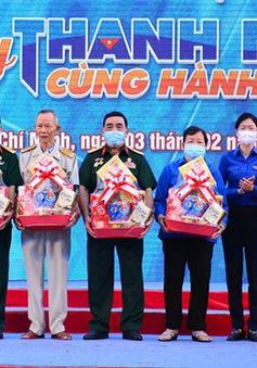Ngày thanh niên hành động chào mừng thành công Đại hội XIII của Đảng