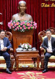 Chúc Tết Đảng bộ, chính quyền và nhân dân TP Đà Nẵng