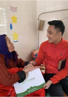 Vui xuân đón tết cùng hoạt động vì cộng đồng của Yến Sào Thiên Việt
