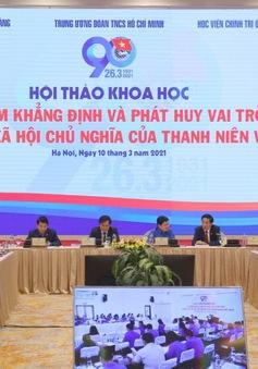 """Đoàn TNCS Hồ Chí Minh khẳng định và phát huy vai trò """"trường học XHCN của thanh niên"""""""
