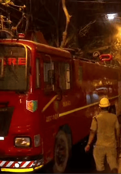 Cháy trụ sở cơ quan đường sắt ở Ấn Độ, ít nhất 9 người thiệt mạng
