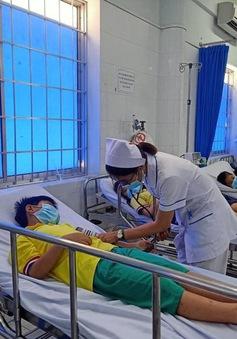 Bà Rịa - Vũng Tàu: Hàng chục học sinh tiểu học nhập viện nghi ngộ độc thực phẩm