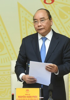 Thủ tướng: Phối hợp giữa Chính phủ và Mặt trận Tổ quốc ngày càng thiết thực, hiệu quả