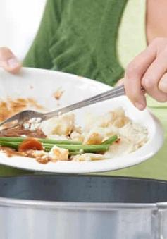 [INFOGRAPHIC] Mỗi người lãng phí 121 kg thực phẩm mỗi năm