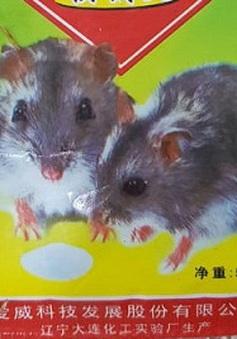 Cấp cứu bệnh nhân ngộ độc thuốc diệt chuột Trung Quốc đã bị cấm 20 năm trước