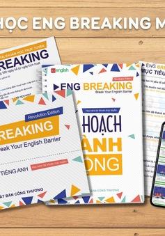 Eng Breaking - Giải pháp học tiếng Anh cho người bận rộn
