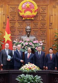 Thúc đẩy giải quyết các vướng mắc trong quan hệ Việt - Nga