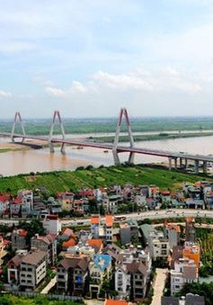 """Quy hoạch đô thị sông Hồng: Một Hà Nội không còn """"xóm ngụ cư, xóm ổ chuột""""?"""