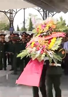 Tri ân Liệt sĩ đường 9 Nam Lào