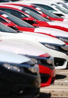 Người Việt chi gần 1,8 tỷ USD mua ô tô ngoại