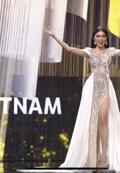 Phần thi dạ hội, bikini của Ngọc Thảo tại Bán kết Miss Grand International