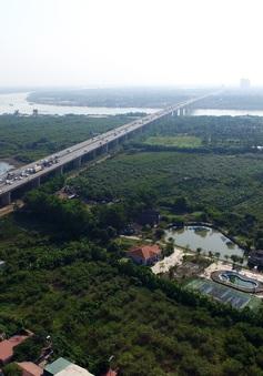Đề xuất chi 26.000 tỷ đồng xây 2 cầu vượt sông Hồng