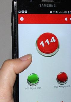 """Người dân TP HCM có thể báo cháy trên điện thoại di động qua """"Help 114"""""""
