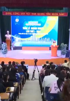 Đại học Đà Nẵng tổ chức Tuần lễ doanh nghiệp năm 2021