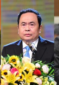 Chân dung 3 Phó Chủ tịch Quốc hội mới