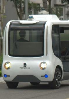 Ra mắt mẫu xe tự hành cấp độ 4 đầu tiên tại Việt Nam