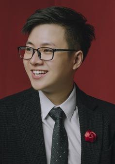 Duy Dương - Hotboy MC của VTV2 với nụ cười tỏa nắng và vẻ ngoài thân thiện