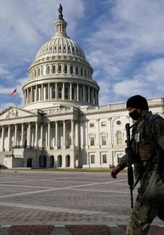 Mỹ tăng cường an ninh trước âm mưu đột nhập tòa nhà Quốc hội