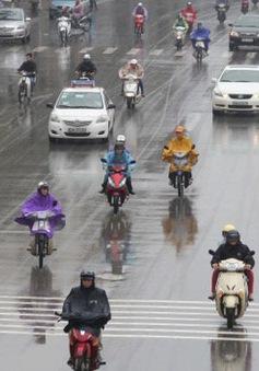 Hà Nội đón mưa lạnh vào cuối tuần