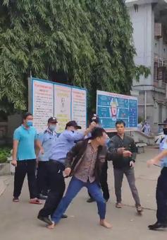 Bệnh viện Đa khoa tỉnh Tuyên Quang thông tin về vụ việc bảo vệ và người nhà bệnh nhân xô xát