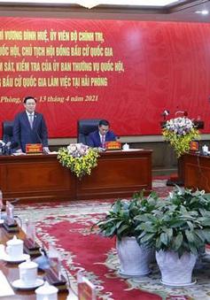 Chủ tịch Quốc hội: Phải làm tốt để ngày 23/5 thực sự là ngày hội của toàn dân