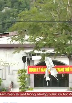 Chây ì tháo dỡ công trình vi phạm trật tự xây dựng tại thành phố Nha Trang