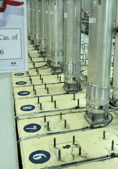 Iran thành công trong việc làm giàu urani ở mức tinh khiết 60%