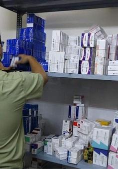 Phát hiện lượng lớn thuốc, thực phẩm chức năng nghi nhập lậu