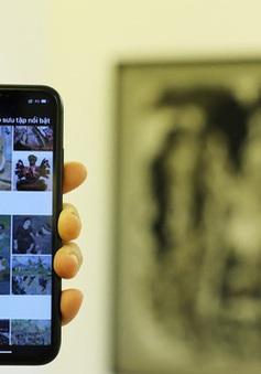 Ra mắt ứng dụng iMuseum VFA thay thế hướng dẫn viên tại bảo tàng