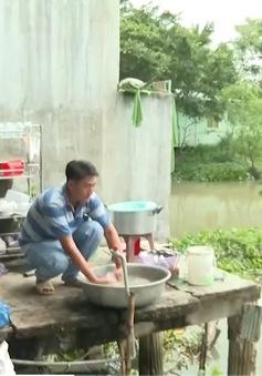 Cần Thơ: Dân khổ vì thiếu nước sạch sinh hoạt