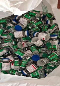 Trộm đột nhập bệnh viện Ấn Độ, khoắng sạch tủ vaccine COVID-19