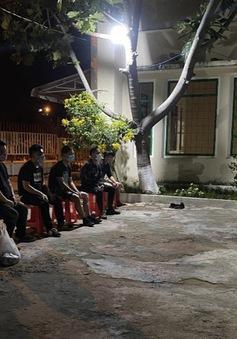Nhóm người Trung Quốc trốn cách ly, tìm đường sang Campuchia