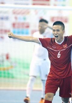 ĐT Việt Nam đá play-off với ĐT Lebanon để tranh vé dự VCK FIFA Futsal World Cup 2021