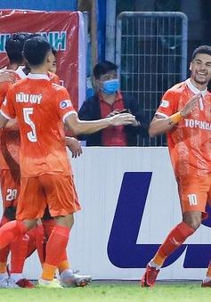 [KT] CLB Hà Nội 0-1 Topenland Bình Định: Màn ra mắt thất vọng của HLV Park Choong-kyun