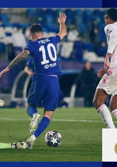 Những thống kê ấn tượng sau trận đấu Real Madrid - Chelsea