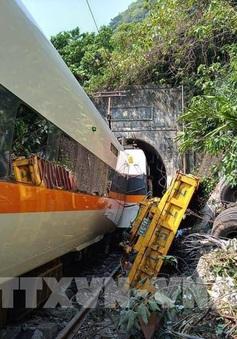 Nghi phạm vụ tai nạn tàu hỏa tại Đài Loan (Trung Quốc) được bảo lãnh tại ngoại