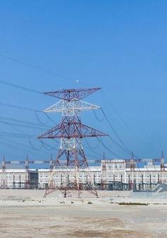 UAE vận hành nhà máy điện hạt nhân