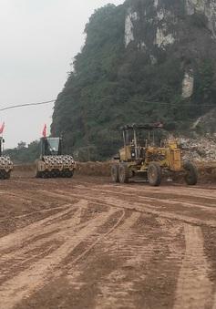 Bộ GTVT lập đoàn kiểm tra dự án cao tốc Mai Sơn - Quốc lộ 45