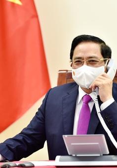 Thái Lan mong muốn phát triển hơn nữa quan hệ Đối tác Chiến lược tăng cường với Việt Nam
