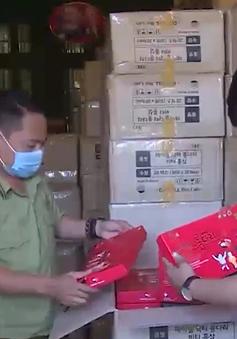 Lợi dụng dịch COVID-19 để vận chuyển buôn bán hàng lậu
