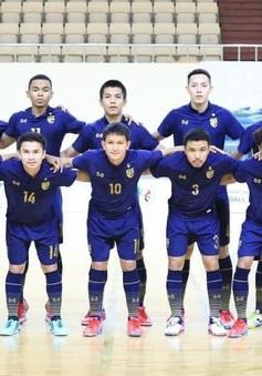 ĐT Futsal Thái Lan chính thức giành vé dự World Cup Futsal 2021