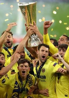 ẢNH: Hạ Man Utd trên chấm 11m, Villarreal vô địch Europa League