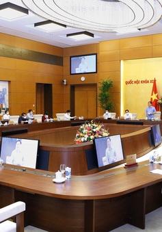 Khai mạc Phiên họp thứ 56 của Ủy ban Thường vụ Quốc hội